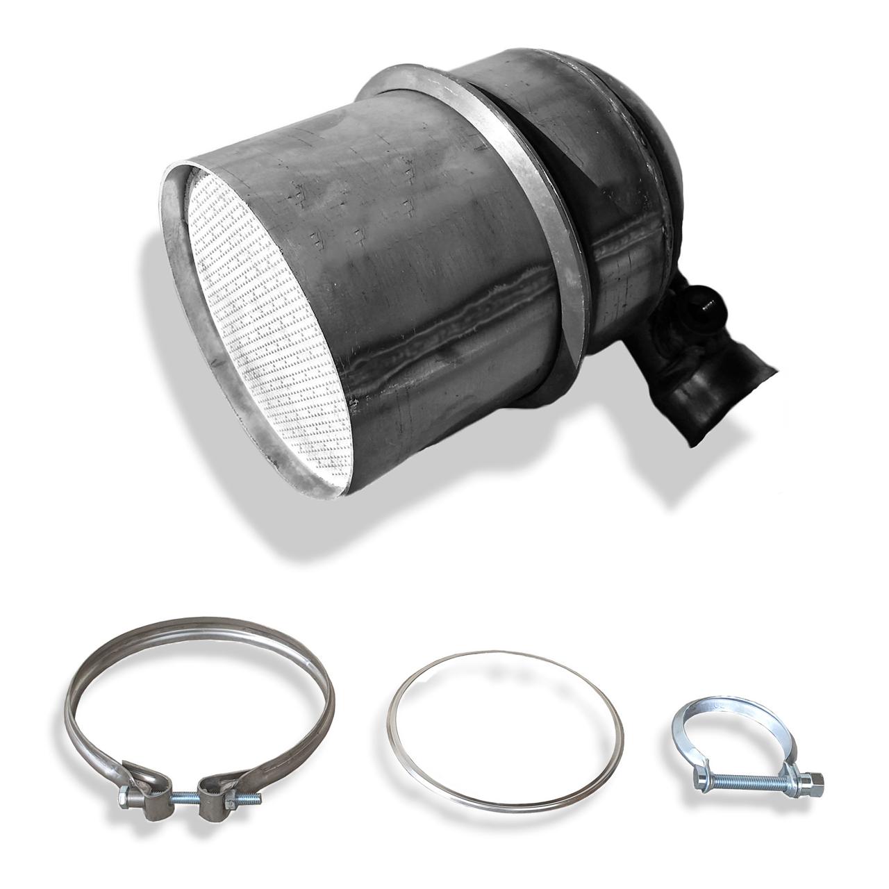 silencieux filtres particules peugeot 207 echappement auto. Black Bedroom Furniture Sets. Home Design Ideas