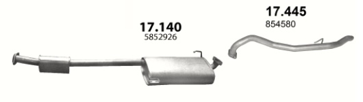 17.140 + 17.445